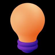 Bulb-idea-icon